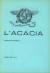 Acacia – Rivista di Studi Esoterici